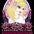 Lipstick is Life Blondie by Miss Cherry  Martini