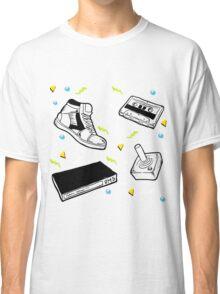 80's cartoon T-shirt Classic T-Shirt