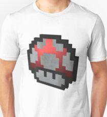 Power Mushroom - 3D Unisex T-Shirt