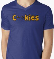 Cookies Men's V-Neck T-Shirt