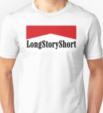 Long Story Short Marlboro T-Shirt