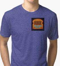 HOBOE Logo Tri-blend T-Shirt