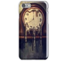 Clockwork instrumental tape cover iPhone Case/Skin