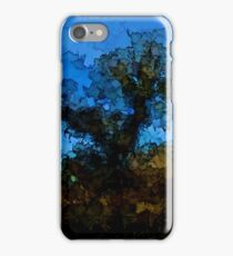 Tree under the Blue Sky iPhone Case/Skin