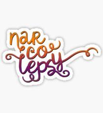 Sleep Disorders: Narcolepsy Sticker