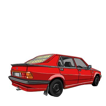 Alfa Romeo 75 - Italian Classic by fred-moose