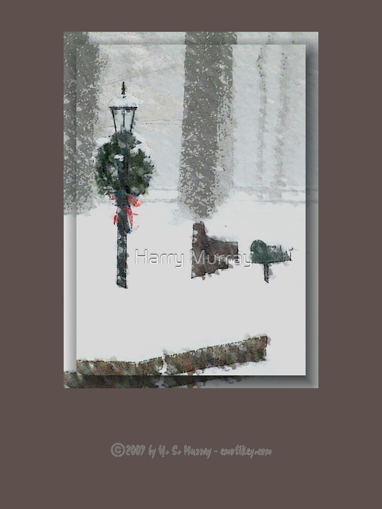 A Snowy Day by HSM2007