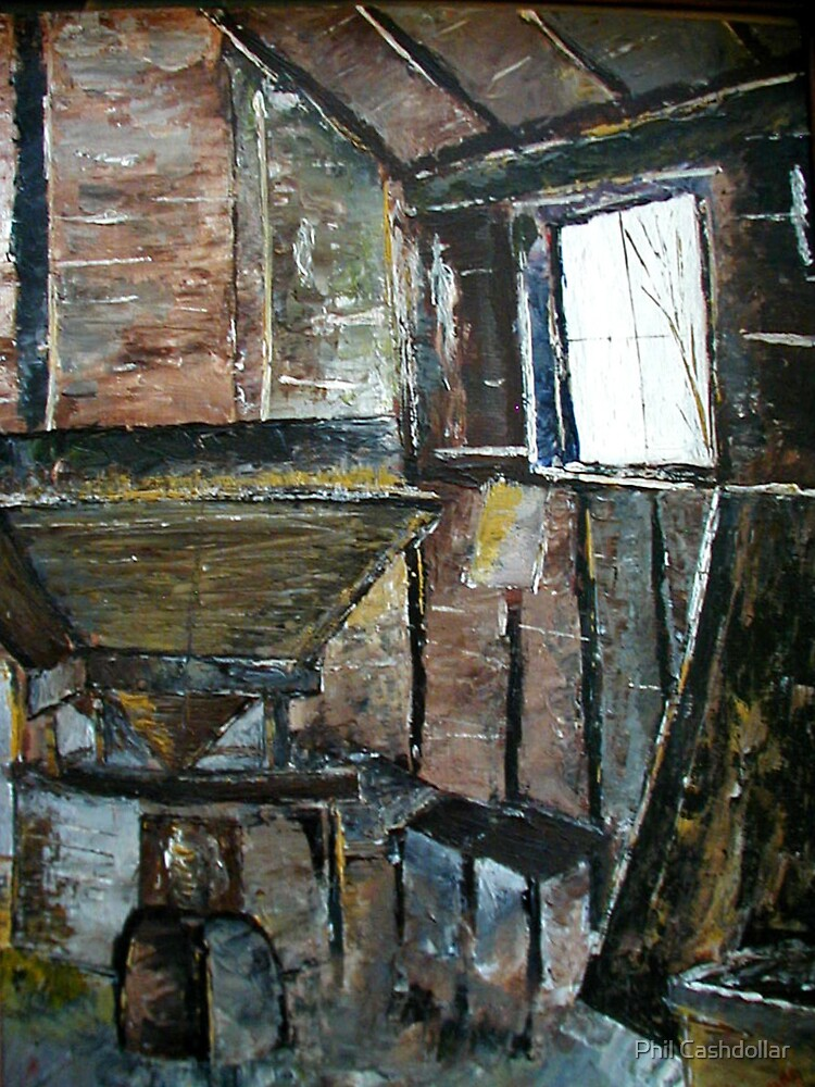 Gris Mill by Phil Cashdollar