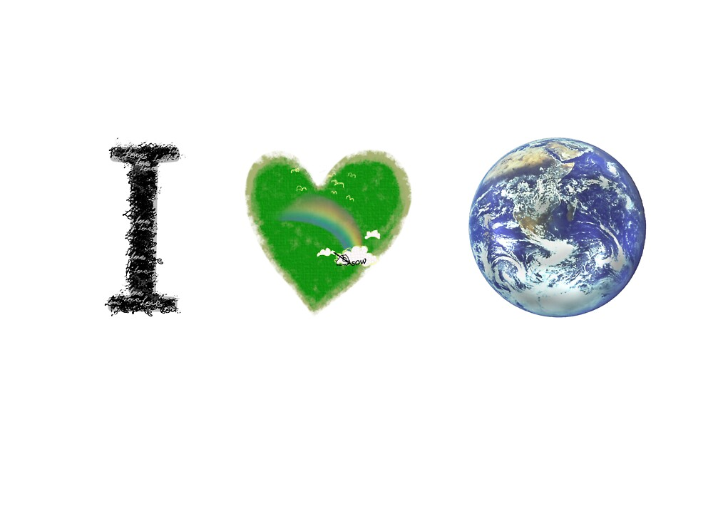 I love earth by dreamsower