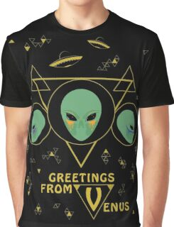 Greetings from Venus! Graphic T-Shirt