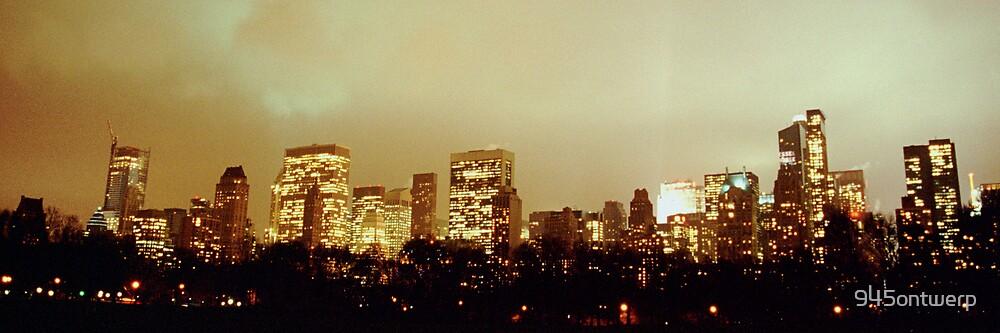 New York Skyline by 945ontwerp