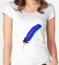 Blue kiss Women's Fitted Scoop T-Shirt