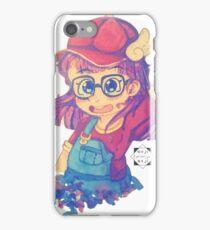 Arale - Dr. Slump iPhone Case/Skin