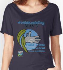 #wildkoaladay Women's Relaxed Fit T-Shirt