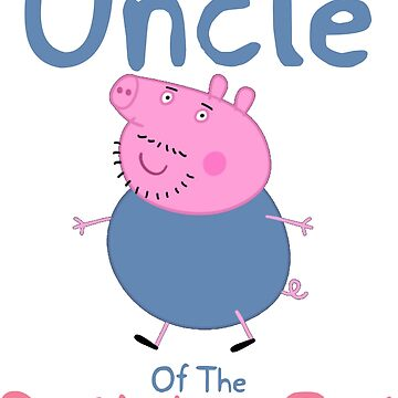 Peppa Pig - Uncle of the birthday girl by Herbmanafet