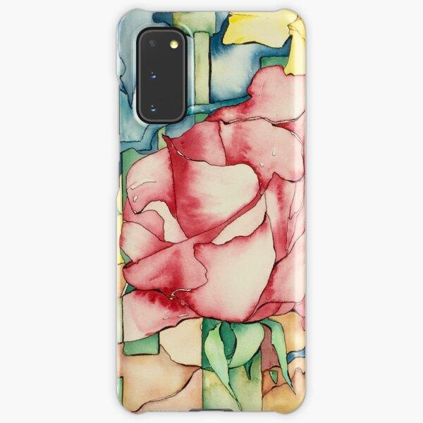 Rose Garden Samsung Galaxy Snap Case