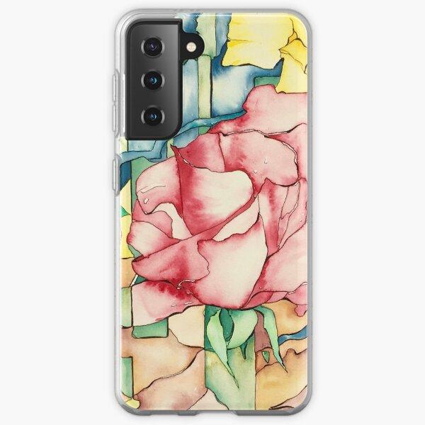 Rose Garden Samsung Galaxy Soft Case
