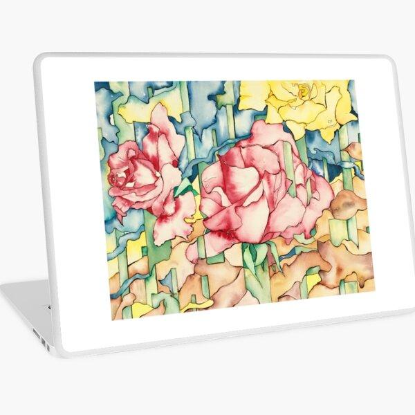 Rose Garden Laptop Skin