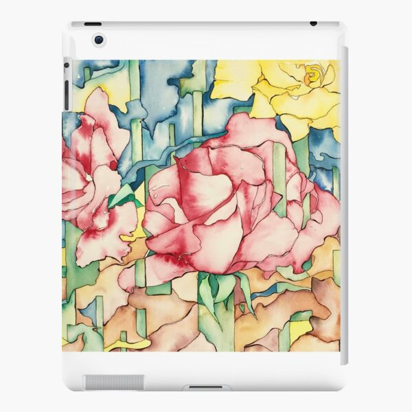 Rose Garden iPad Snap Case