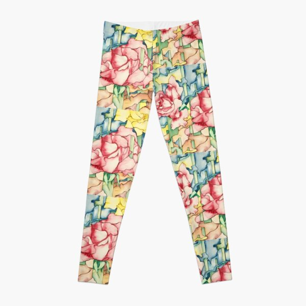 Rose Garden Leggings