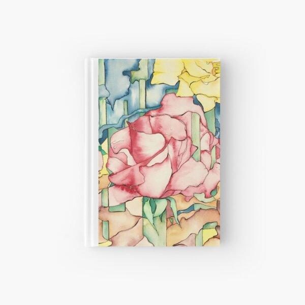 Rose Garden Hardcover Journal