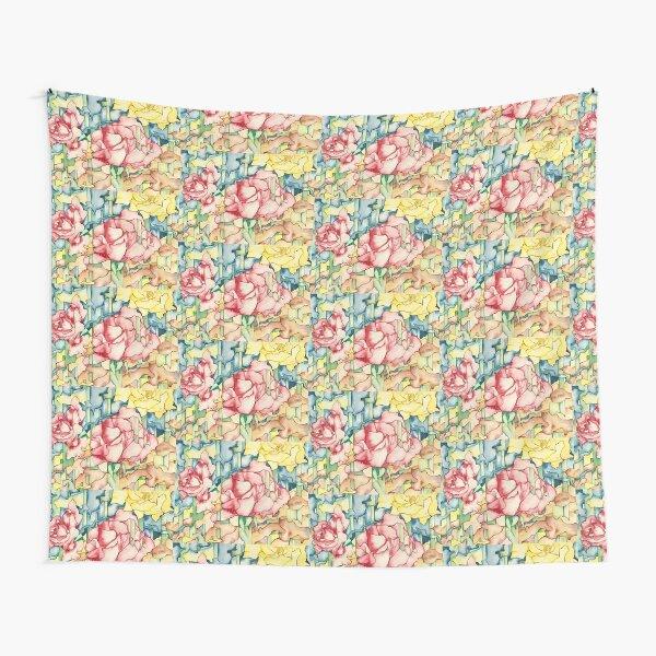 Rose Garden Tapestry