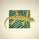 gecko by lindaheldens