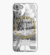 White Tree The Dark Lord iPhone Case/Skin