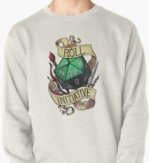 Roll-Initiative Sweatshirt