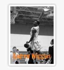 Andrew Wiggins dunk Sticker