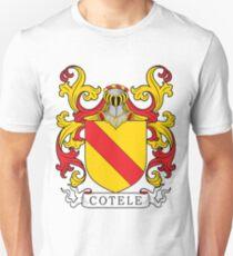 Cotel Coat of Arms Unisex T-Shirt