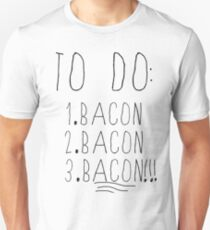 To do list Unisex T-Shirt