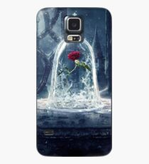 Verzauberte Rose Hülle & Klebefolie für Samsung Galaxy