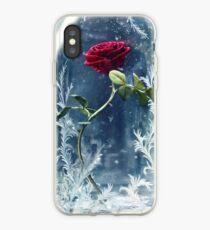 Vinilo o funda para iPhone La bella y la Bestia
