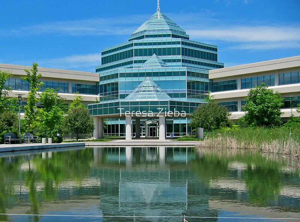 Nortel Headquarters by Teresa Zieba