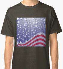 starry flag Classic T-Shirt