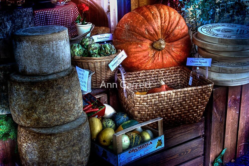 Corner Shop by Ann Garrett