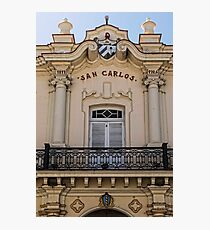 The San Carlos Cuban Institute ©  Photographic Print