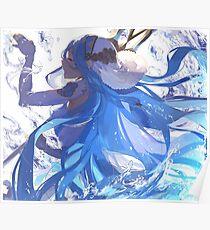Azura - Fire Emblem Fates Poster