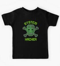 System Hacker Kids Tee