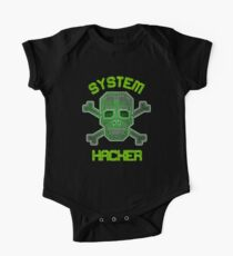 System Hacker Kids Clothes