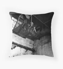 Cuffs Throw Pillow