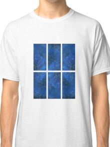 The view from one window of the TARDIS Classic T-Shirt