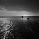 A MAN AND HIS DOG by leonie7
