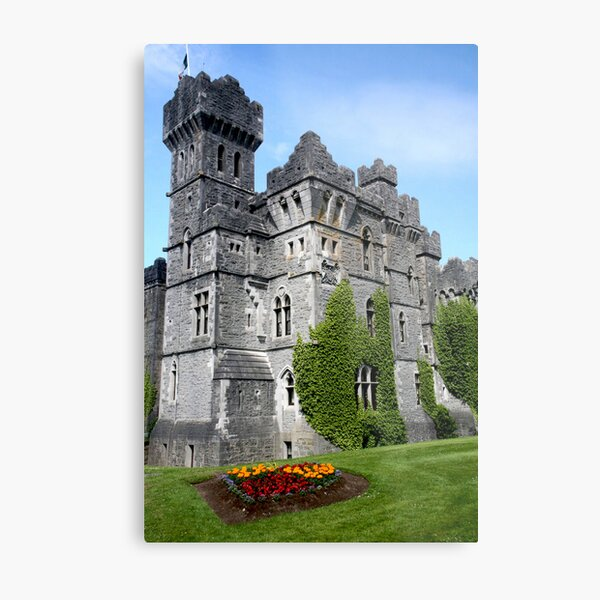 Ashford Castle - County Mayo, Ireland Metal Print