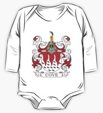 Cove Coat of Arms One Piece - Long Sleeve
