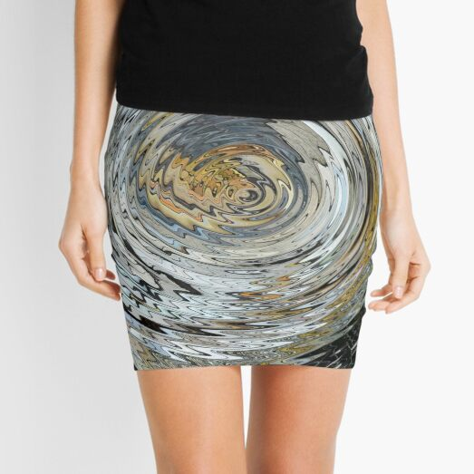 Whirl in a Whirlwind Mini Skirt