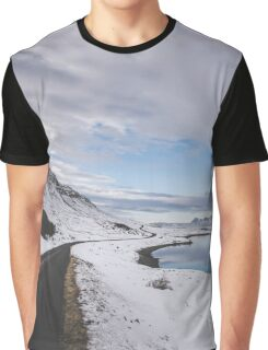 The long and winding road Graphic T-Shirt