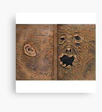 Necronomicon: Book of Dead Canvas Print