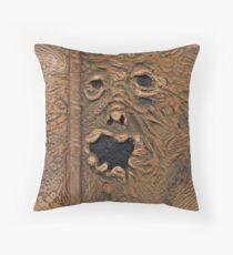 Necronomicon: Book of Dead Throw Pillow